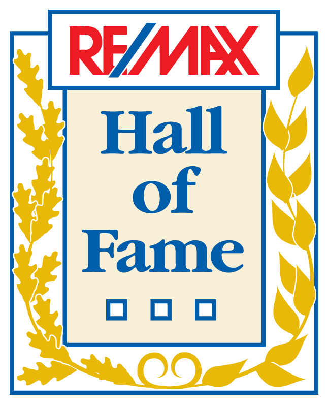 RE/MAX Hall of Fame Logo