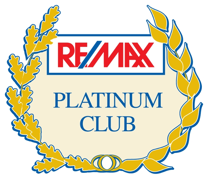 RE/MAX Platinum Club Logo
